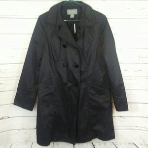 Ann Taylor raincoat trench size 10
